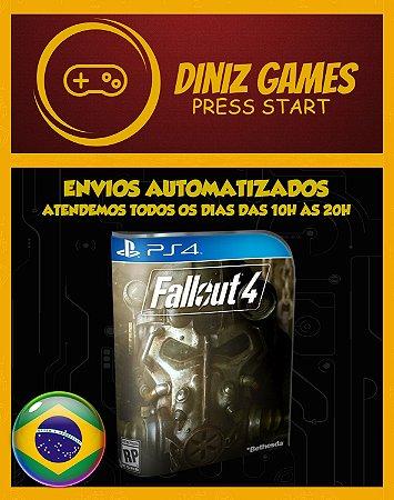 Fallout 4 Psn Ps4