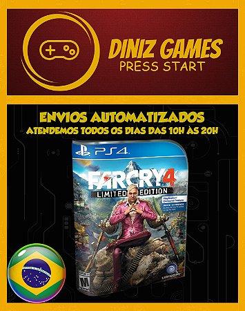 Far Cry 4 Psn Ps4
