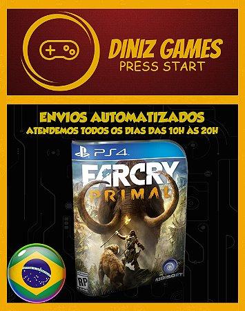 Far Cry Primal Psn Ps4