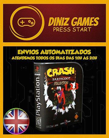 Crash Trilogia Psn Ps3