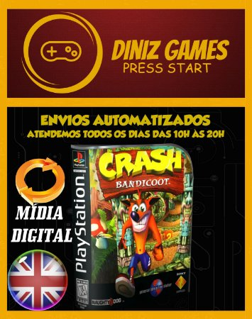 Crash 1 Ps3