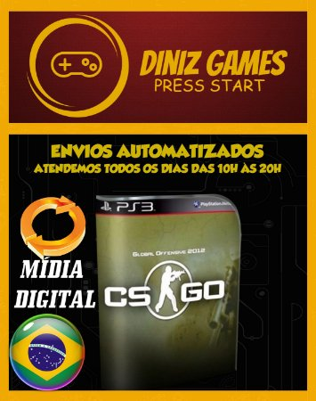 Counter Strike: CSGO Ps3