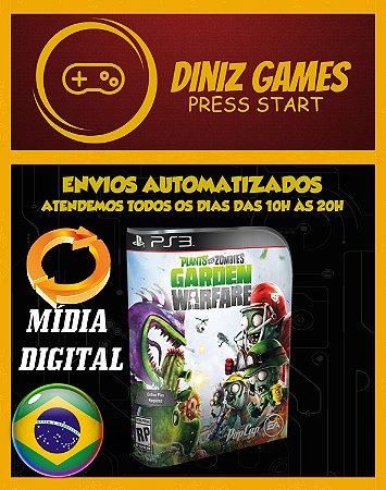Plants Vs Zombies: Gardem Warfare Ps3
