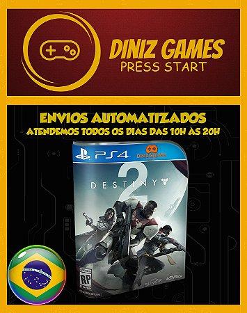 Destiny 2 Shadowkeep Psn Ps4