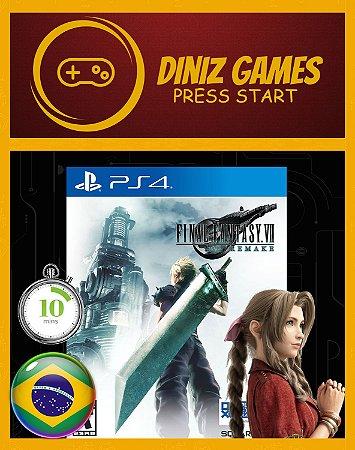 Final Fantasy VII Remake Psn Ps4