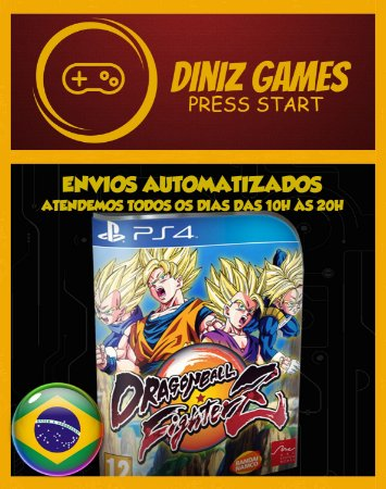 Dragon Ball Figther Z Psn Ps4