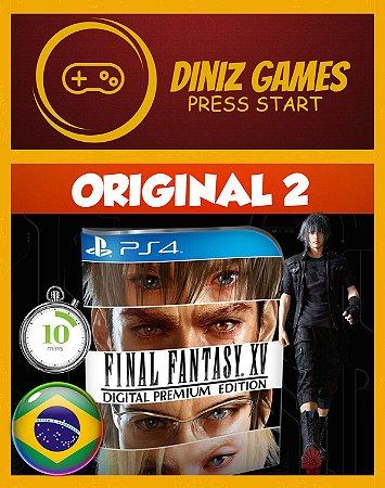 Final fantasy XV Premium edition Psn Ps4
