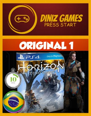 Horizon Zero Dawn Psn Ps4