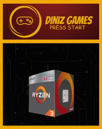 AMD Rysen 2200G Open Box