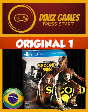 Infamous Second Son Psn Ps4