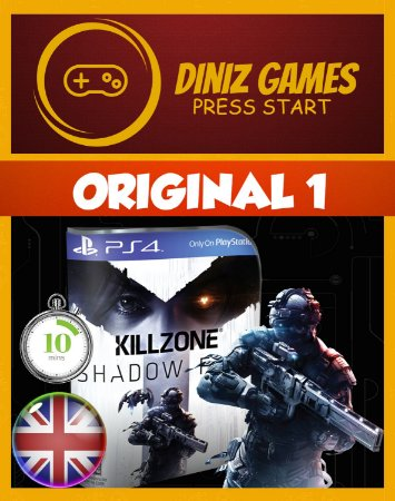 Killzone Shadow Fall Psn Ps4