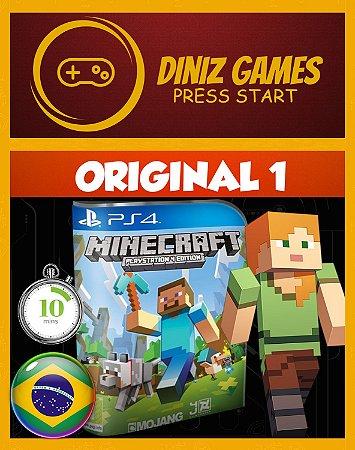 Minecraft Psn Ps4