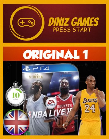NBA Live 2018 Psn Ps4