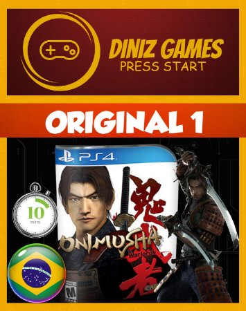 Onimusha HD Psn Ps4