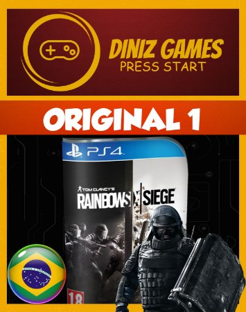 Rainbow Six Siege Psn Ps4