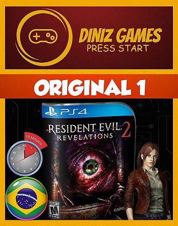 Resident Evil Revelations 2 Psn Ps4