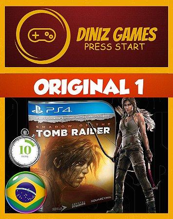 Tomb Raider 3 Psn Ps4