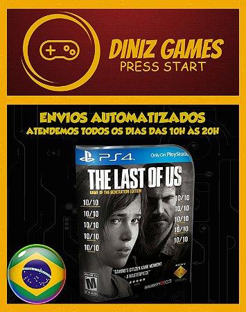 The Last of Us Psn Ps4