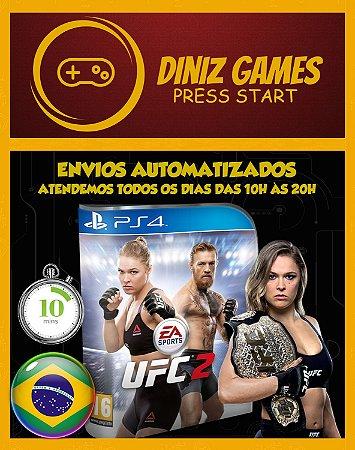 UFC 2 Psn Ps4
