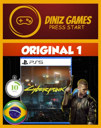 Cyberpunk 2077 Psn Ps5