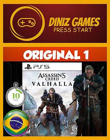 Assassins Creed Valhalla Psn Ps5