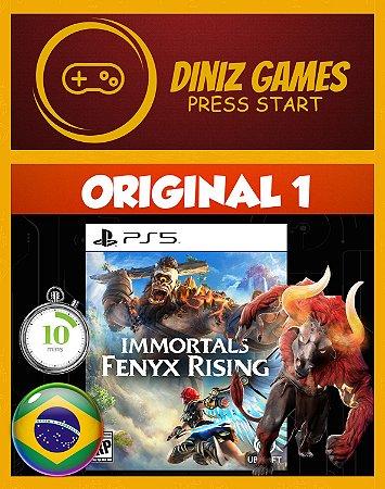 Immortals Fenix Rising PS5
