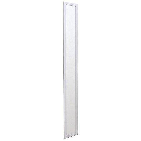 Luminária Plafon LED 10x120 36w Sobrepor Branco Quente
