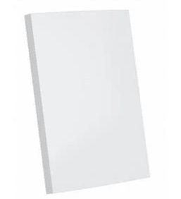 Placa Cega LED Sem Furo para Saída de Furo