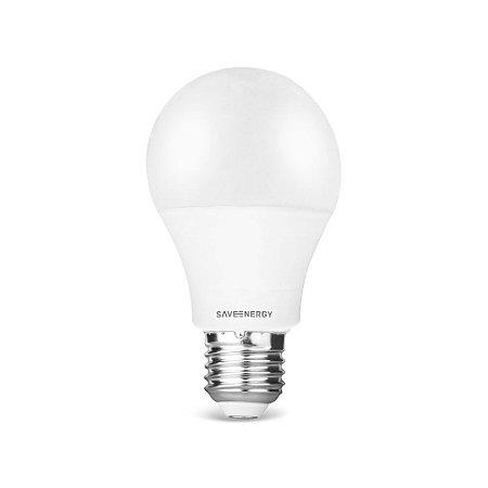Lâmpada LED Bulbo Dimerizável E27 11W Branco Quente   Inmetro