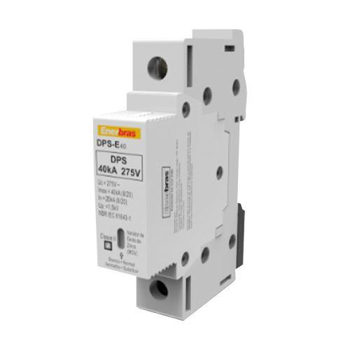 Dispositivo de Proteção Contra Surtos 40KA LED