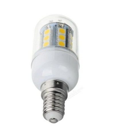 Lâmpada LED Para Geladeira 3w Branco Quente