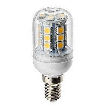 Lâmpada LED Para Geladeira 5w Branco Quente
