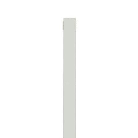 Perfil Linha Light Sobrepor Linear 2m