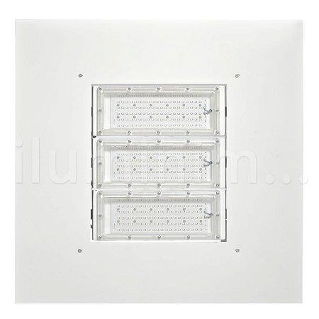 Luminária LED Posto de Gasolina 150W