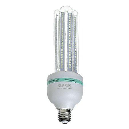 Lâmpada LED Milho 4U E27 36W Branco Frio | Inmetro