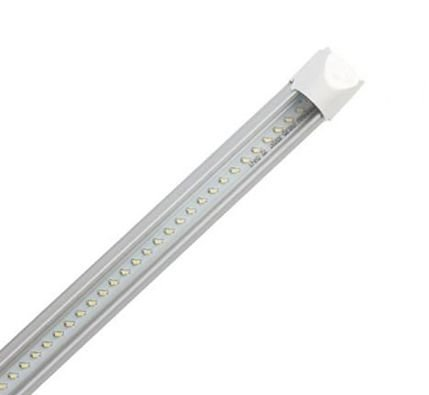 Lâmpada LED Tubular T5 18W 1,20m Branco Frio - Cristal