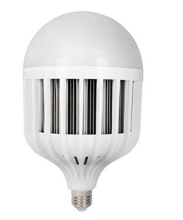 Lampada LED Alta Potencia 60W Branco Quente