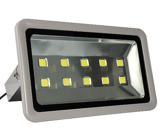 Refletor Holofote LED 500w Branco Frio