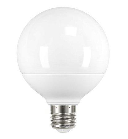 Lampada LED Globo Balloon Vidro G95 9W 6000K Bivolt