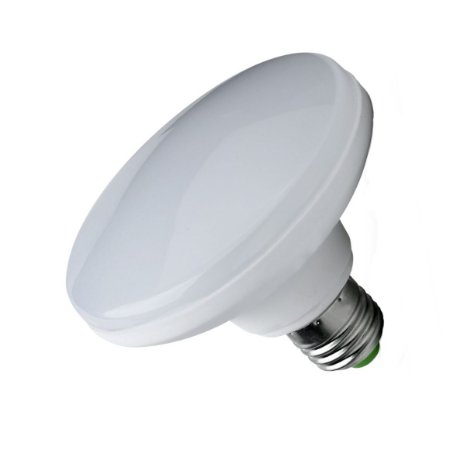Lâmpada LED Prato 12W Bivolt Branca