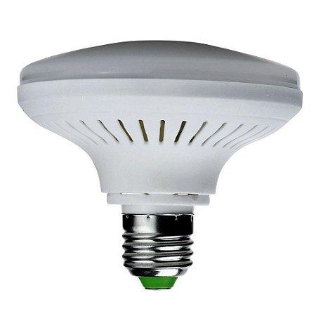 Lâmpada LED Prato 12W Bivolt Branco Neutro | Inmetro