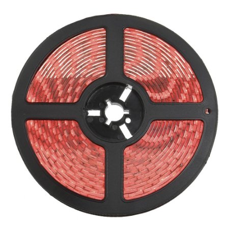 Fita LED Vermelha 3528 5 metros 72W IP65