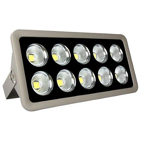 Refletor Holofote LED 500w Cob Branco Frio - Multifocal