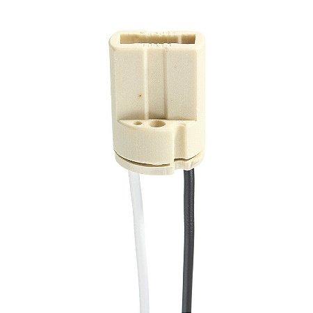 Soquete Lâmpada LED Halopin G9 Com Rabicho