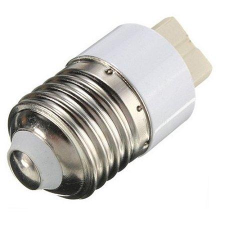 Adaptador Soquete E-27 P/ Lâmpada G9