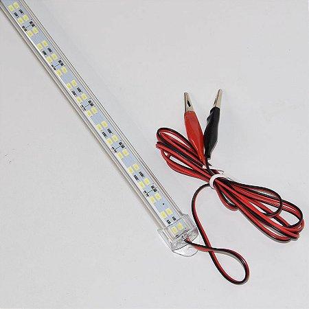 Luminária Barra de LED 2m 36W Branco Frio