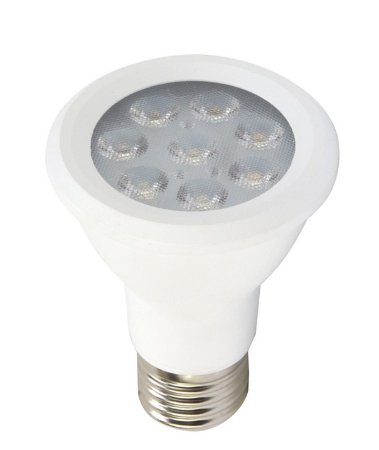 Lâmpada Par20 LED 8w Bivolt Branco Quente