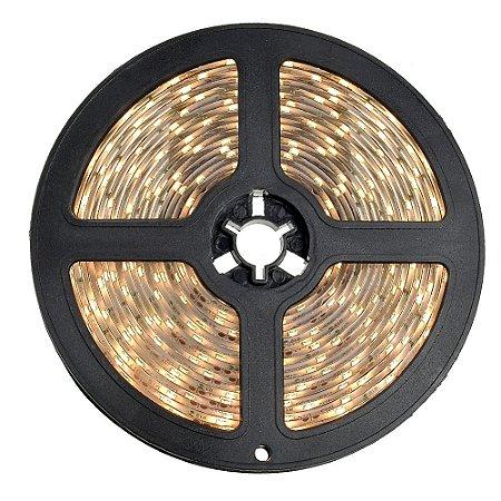 Fita LED Branco Quente 3528 5 metros 24W