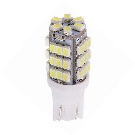 Lâmpada LED Automotiva T10 5W Pingo 42 Leds Branco Frio