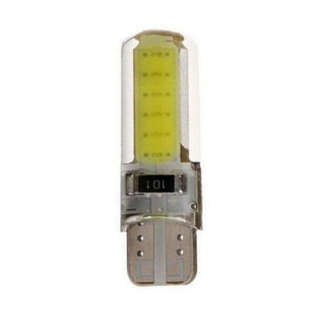 Lâmpada LED Automotiva T10 5W Pingo Cob 54 Leds Branco Frio